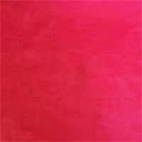 Micro Suede Fuchsia Solid Upholstery Fabric