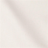 Classic Denim Bleached White Fabric