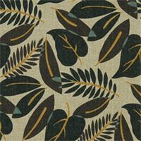 Fresh Leaf Terrain Floral Drapery Fabric by Robert Allen