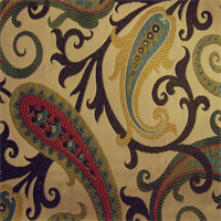 Grand Estate Jewel Jacquard Upholstery Fabric