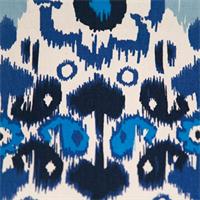 Rio Arctic Blue/Natural by Premier Prints Designer - Drapery Fabric
