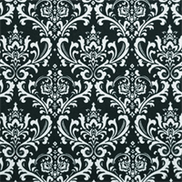 Madison White/Black by Premier Prints - Drapery Fabric