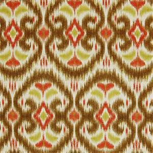 Alhambra Amore Porcini Drapery Fabric by Iman