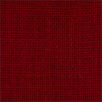 Shalimar Barn Red Burlap 20 Yard Bolt