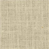 Sultana White Burlap - 20 yard bolt