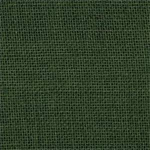 Sultana Hunter Green Burlap