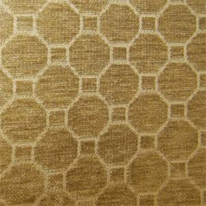 Belgrano Desert Sand Chenille Upholstery Fabric by Braemore Fabric by Braemore