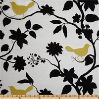 Connolly Metro Floral Drapery Fabric by Richloom