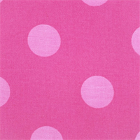 Oxygen Candy Pink/Pink by Premier Prints - Drapery Fabric