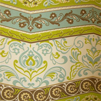 Panoranna Green Tea Indoor/Outdoor Upholstery Fabric  by PK Lifestyles
