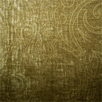 M9179 Citrine Chenille Upholstery Fabric by Barrow