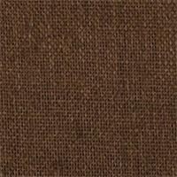 Burlap Brown Drapery Fabric