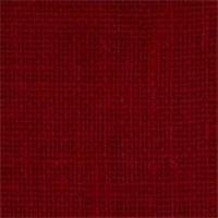 Burlap Red Drapery Fabric