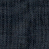 Burlap Honor Navy Drapery Fabric