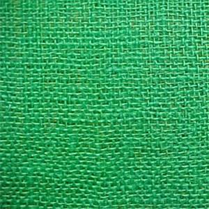 60 Inch Burlap Bright Green