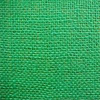 Burlap Bright Green Drapery Fabric