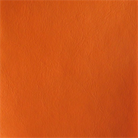 Galaxy Kiki Orange Light Weight Vinyl Fabric