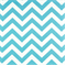 Zig Zag Girly Blue/Twill by Premier Prints - Drapery Fabric