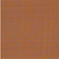 D2-34 Dupioni Silk Pecan Brown Slubbs Drapery Fabric