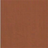 D1-34 Dupioni Plain Silk Pecan Brown Drapery Fabric