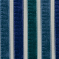 Neo Stripe Ultra Marine Upholstery Fabric by Robert Allen