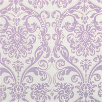 Abigail Lavender/Drew by Premier Prints - Drapery Fabric