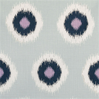 Ikat Domino Berries/Drew by Premier Prints - Drapery Fabric