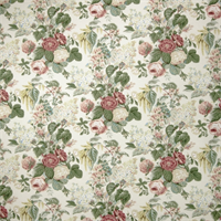 Claire Othello Floral Drapery Fabric