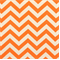 Zig Zag Mandarin/Natural by Premier Prints - Drapery Fabric