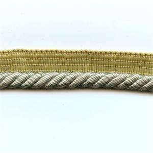 BRV 4002-742 Sterling Lip Cord Fringe