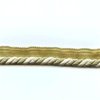 BRV 4002-914 Dove Lip Cord Fringe