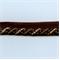 601/A09 Lip Cord Fringe