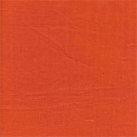 9550 Florence Positive Energy Orange Linen Fabric