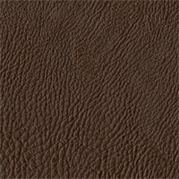 Rawhide 89 Cigar Brown Solid Bonded Leather Fabric