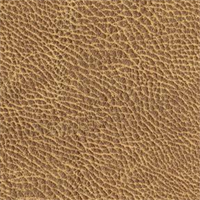Rawhide 67 Sand Tan Solid Bonded Leather Fabric