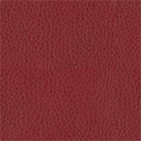 Austin 1373 Flame Red Solid Vinyl Fabric  - Order a 12 Yard Bolt