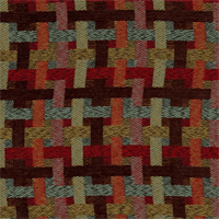 Jane Turquoise Chenille Contemporary Upholstery Fabric