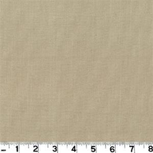 Bayside Linen Tan Solid 100% Linen Drapery Fabric