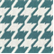 Bohemian 30 Seabreeze Blue Houndstooth Upholstery Fabric