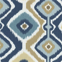 Mesa China Contemporary Indoor/Outdoor Fabric