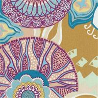 Kaliedescope Quartz Floral Indoor/Outdoor Fabric