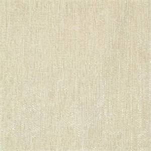Eaton Cream Solid Chenille Upholstery Fabric