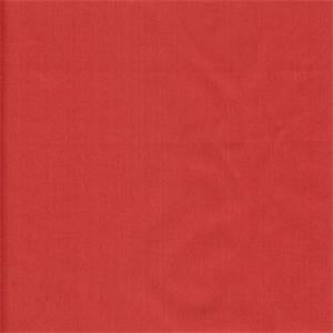 Taffeta Persimmon Orange Solid Polyester Fabric