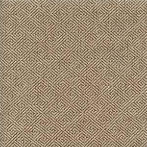 Turnstile Fog Greek Key Upholstery Fabric