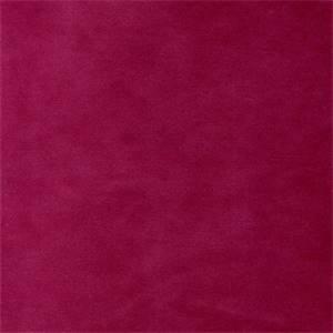 Banks Blossom Pink Velvet Solid Upholstery Fabric