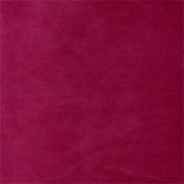 Banks Blossom Pink Velvet Solid Upholstery Fabric 30041
