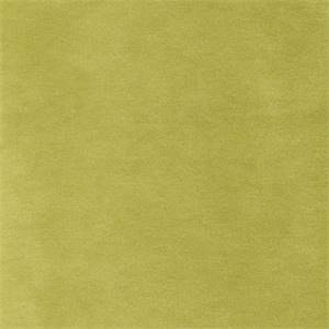 Banks Quince Green Solid Velvet Upholstery Fabric