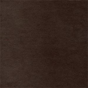 Banks Mink Brown Solid Velvet Upholstery Fabric