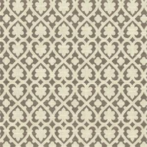 Soul Mate Pumice Contemporary Drapery Fabric by Waverly