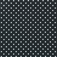 Dottie Black/White by Premier Prints